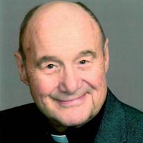The  Reverend Donald  E. Overton