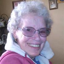 Hazel Janette Prock (Mansfield)