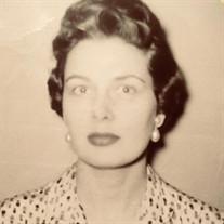 Mrs. Elizabeth Myree Imhoff