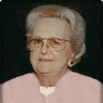 Betty Robinson Bunt