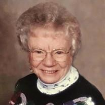 Virginia M. Weber