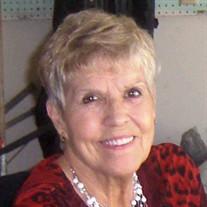 "Ms. Virginia ""Ginny"" Ann Brunson McCullers age 78, of Texas"