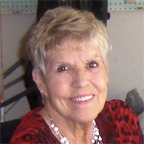 "Ms. Virginia ""Ginny"" Ann Brunson McCullers age 78, of Texas"
