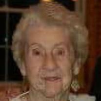 Mrs. Gloria Mae Fryfogle