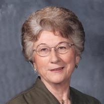 Mary Ann Thurston