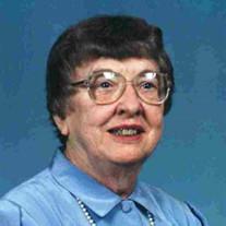 Lorraine Mildred Peterson