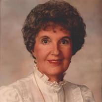 Ruth Evangeline Shaw