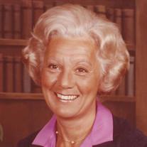 Dorothy Lee Webb