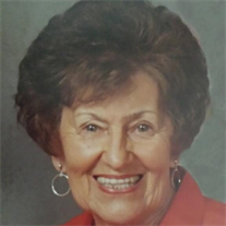 Mrs. Mary June Campbell