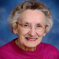 Doris May Haag