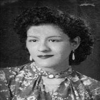 Manuela E. Gonzalez