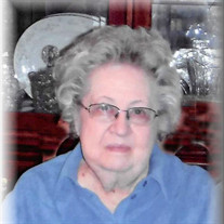 Mrs. Mary Elizabeth Johnston