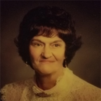 Lucille Barber Bawden