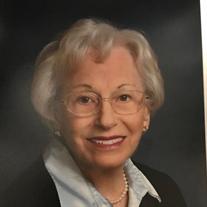 Mrs. Evelyn Rudy