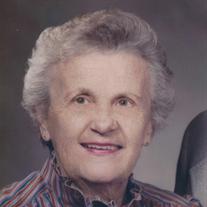 Martha Virginia Hiestand