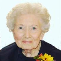 Margaret Pauline Lowe