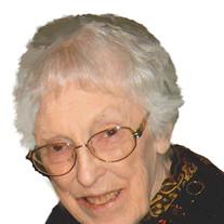 Margie Mary Ainsworth