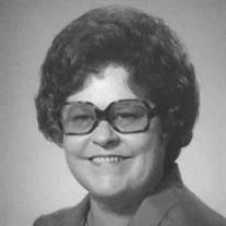Lena Maxine Wittenburg