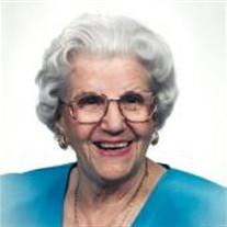 Evelyn Amelia Hanes