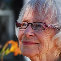 Betty Christine Hessel