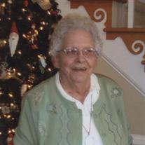 June Matilda Gray Radford