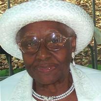 Mrs. Adele Ethel Burnell Watson