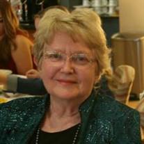 Shirley Irene Stieger