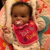 Baby Mariah Rosanna Fisher
