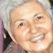Lucila Ventaja Vizcarra Ferguson