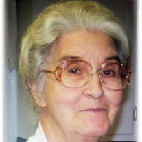 Betty Ruth Wright Adams, 78, Collinwood, TN
