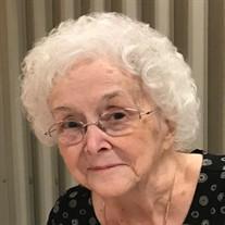 """Margaret L. """"Margie"""" Wendt"""