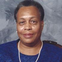 Ms. Alberta Small