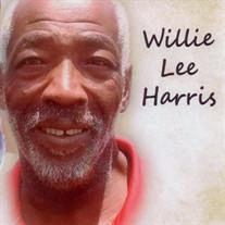 Willie Lee Harris