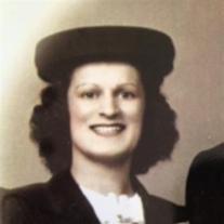 Mary Sarah Credno