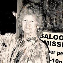 Mrs. Betty Lou Brown