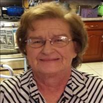 Wanda Lou Morgan