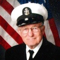 Richard J. Martin, ADRC Ret. USN