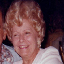 Mrs. Mary Agnes Alcure of Schaumburg