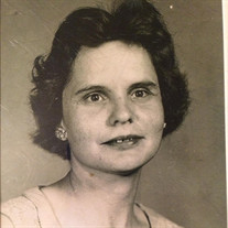 Betty Lou Allen Allred