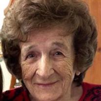 Nannie  Mae (Nancy) Alexander