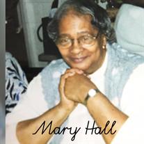 Mrs. Mary Lee Hall