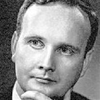 Dr. John F. Purcell Ph.D