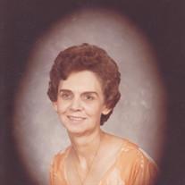 Margaret Franks Hubbard