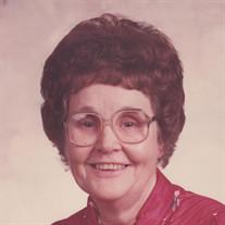 Mrs. Rosia A. Hance
