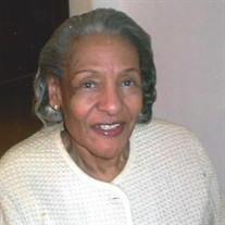 Mrs. Doris Ann McNeail