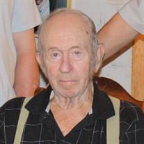 Clarence David Caldwell