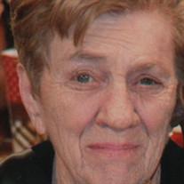 Georgianna Mary Baugham