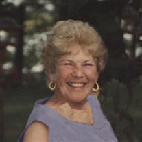 Gwen Huff Webber