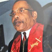 Rev. Dr. Henry G. Baker