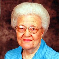 Mary Alene Roberts Hess